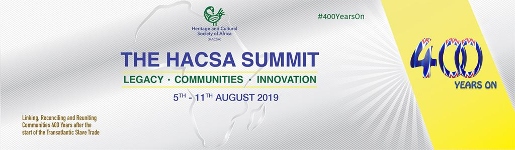The HACSA Summit 2019: 400 Years On – The HACSA